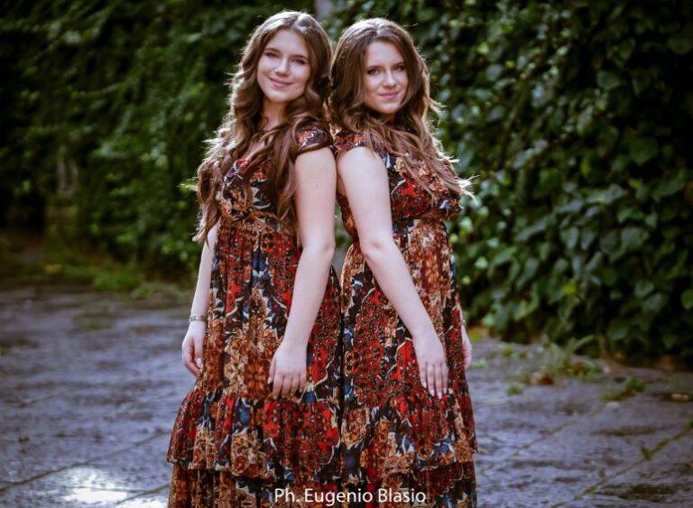Bianca e Chiara D'Ambrosio, le gemelle star statunitensi