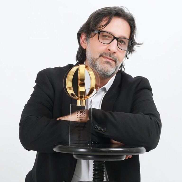 Globo d'Oro a Pericle Odierna per la miglior Colonna Sonora
