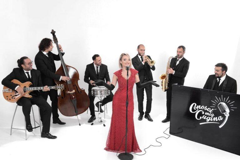 """Da venerdì 24 luglio esce """"The italian swing"""" un nuovo album per raccontare il nostro paese"""
