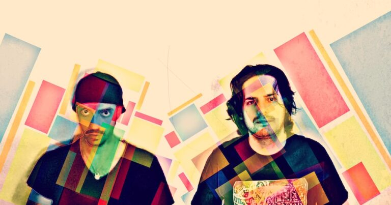 Il nuovo EP di Giardina e La Rosa, DUEP