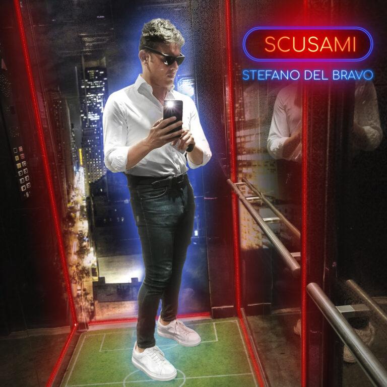 """Stefano Del Bravo con """"Scusami"""" in rotazione radio e web"""