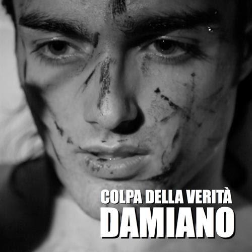 """Damiano, dal 16 ottobre in radio con """"Colpa della verità"""""""