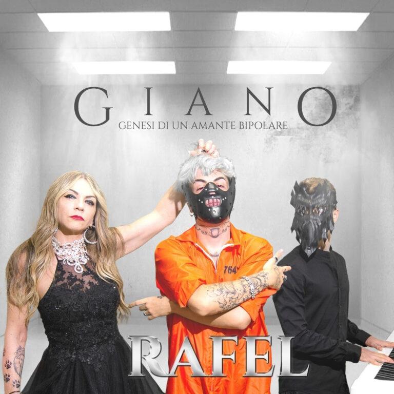"""""""Giano"""" l'EP d'esordio di Rafel"""