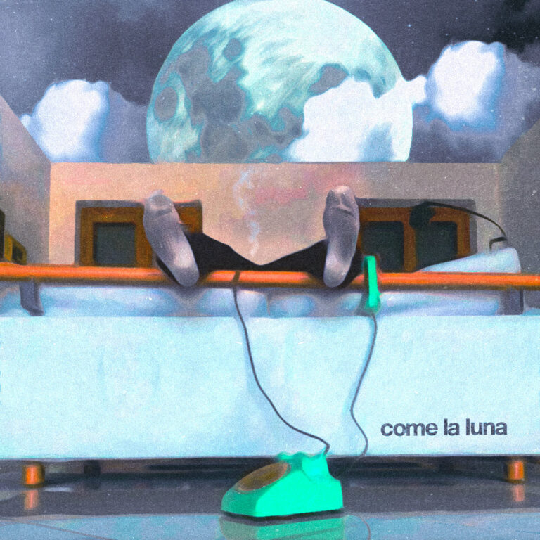 Ugo Crepa pubblica in radio e streaming il nuovo brano Come la luna