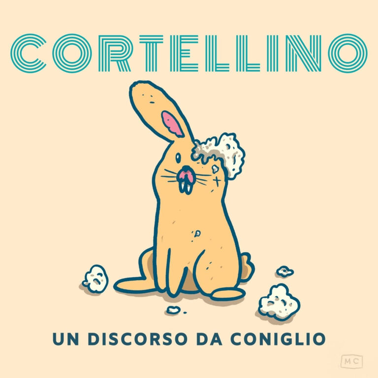 """Cortellino con """"Un discorso da coniglio"""" in radio dal 13 novembre"""