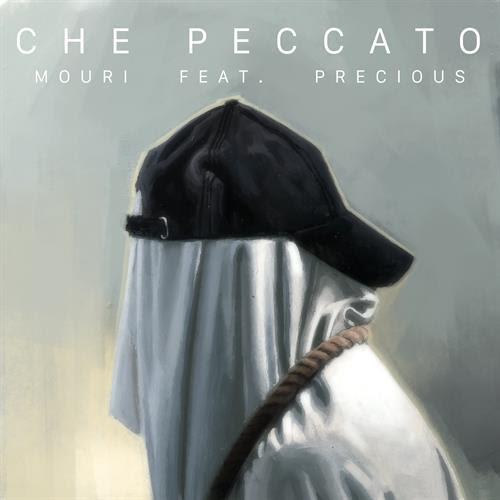 """Mouri in radio dal 6 novembre 2020 con """"Che peccato"""", feat. Precious"""
