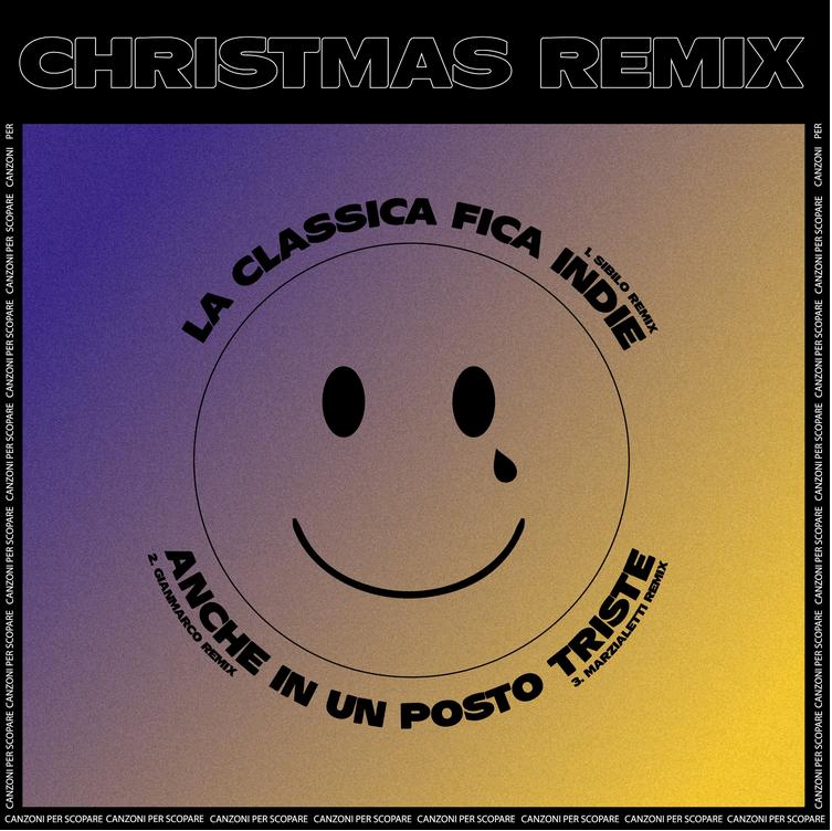 """Christmas Remix EP, nuovo lavoro del collettivo """"Canzoni Per"""""""