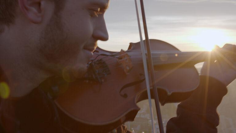 """Federico Mecozzi celebra i 250 anni di Beethoven con """"Inno alla gioia 2020"""""""