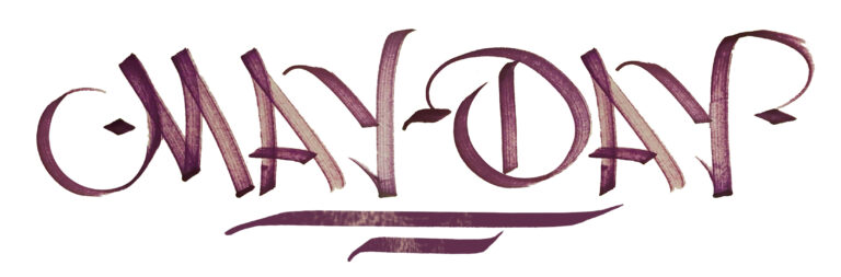 MAY DAY è la quarta uscita de I MIGLIORI PENSIERI, il progetto discografico corale