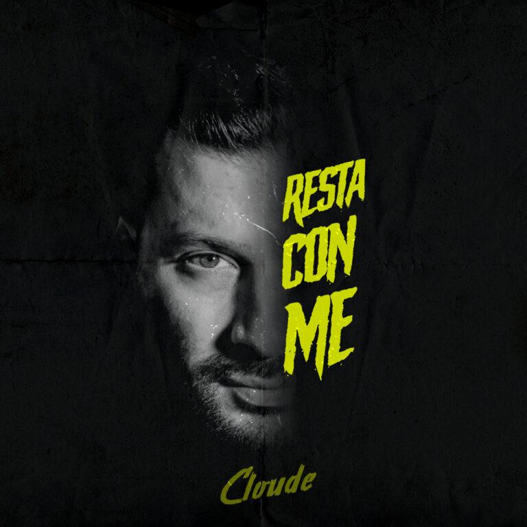 """Cloude, disponibile da oggi """"LOTTO"""", brano estratto dall'album """"Resta con me"""""""