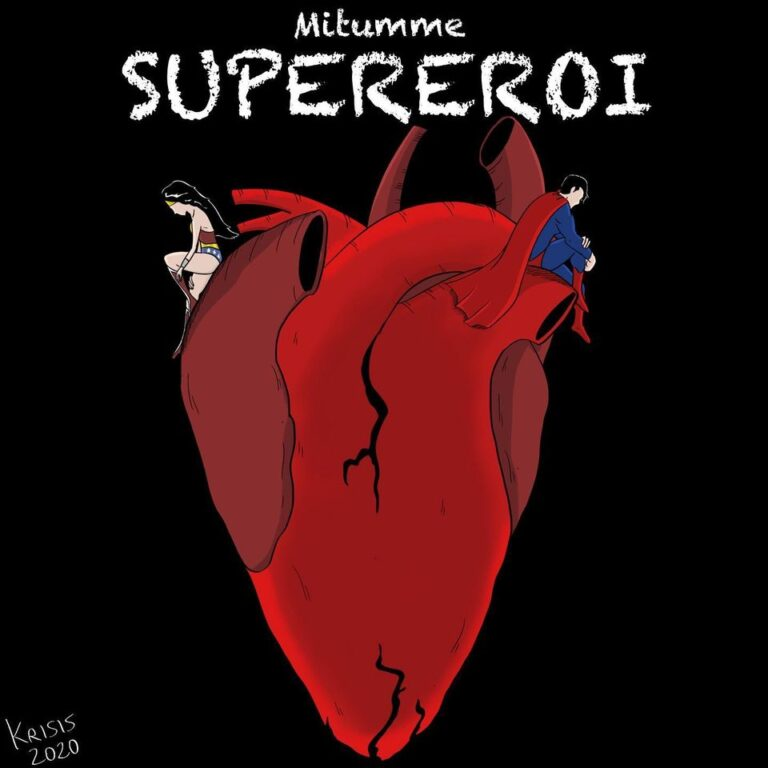"""Da oggi """"Supereroi"""" il nuovo singolo di Mitumme, che precede l'uscita dell'album"""