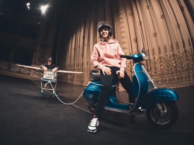 """""""IO SONO LUCA"""": esce oggi il videoclip del brano dei Dellai in gara al Festival di Sanremo nella categoria """"Nuove Proposte"""""""