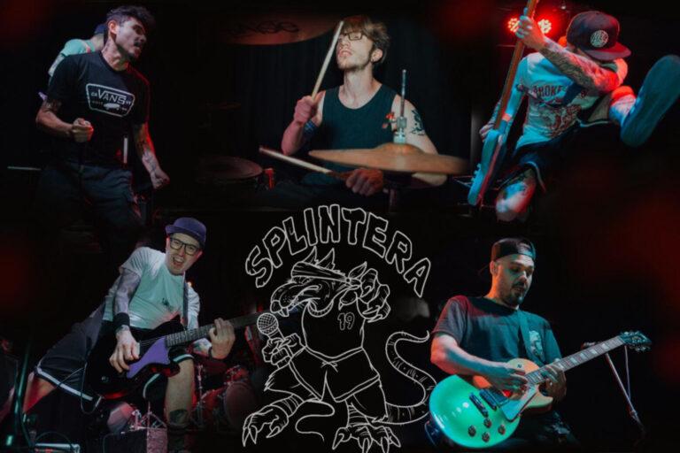 """SPLINTERA // """"It's Splintera Time"""" è l'album di debutto, moderno manifesto dei valori HC!"""
