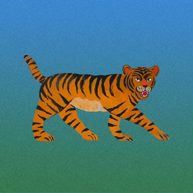 Tigre è il singolo di debutto di Paul Giorgi