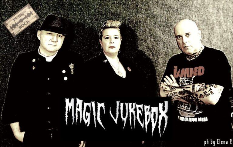 """""""Animal desire"""" è il primo singolo della punk rock band Magic Jukebox"""