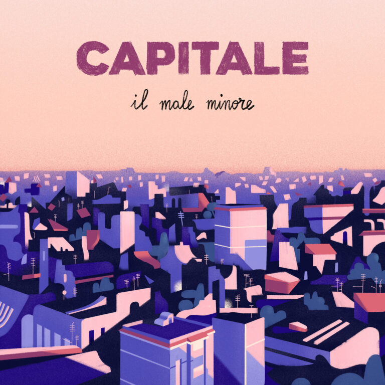 CAPITALE  In uscita il 16 aprile il debut album  IL MALE MINORE