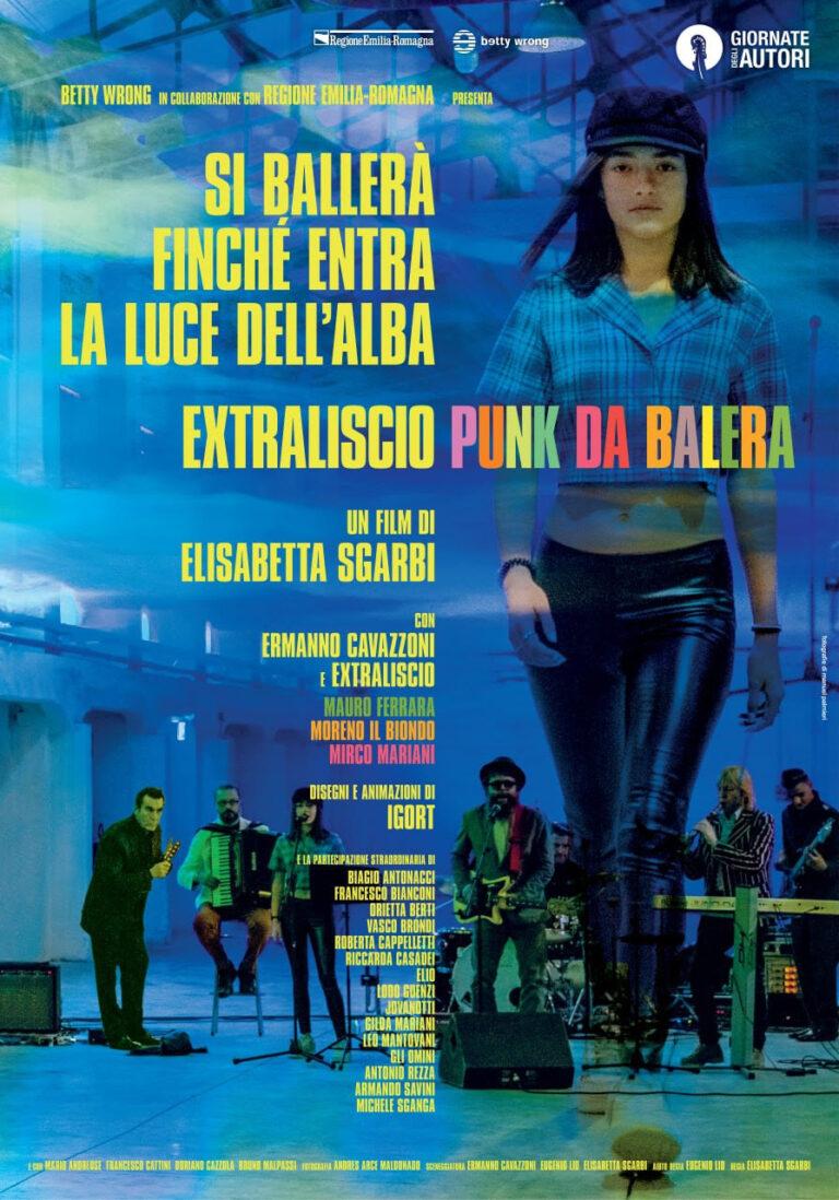 """DOPO VENEZIA E BERLINO, IL FILM DI ELISABETTA SGARBI """"EXTRALISCIO – PUNK DA BALERA"""" ARRIVA A LOS ANGELES"""